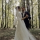 Wedding Dance of the Bride and Groom in the Woods - VideoHive Item for Sale