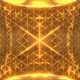 Gold Structure Blinking - VideoHive Item for Sale