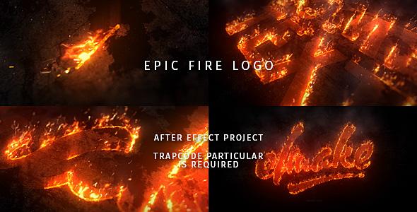Epic Fire Logo