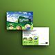 Solar Energy Postcard Template