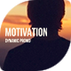 Motivation - Dynamic Promo - VideoHive Item for Sale