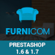 Furnicom - Responsive PrestaShop 1.6 and 1.7 Furniture Theme - ThemeForest Item for Sale
