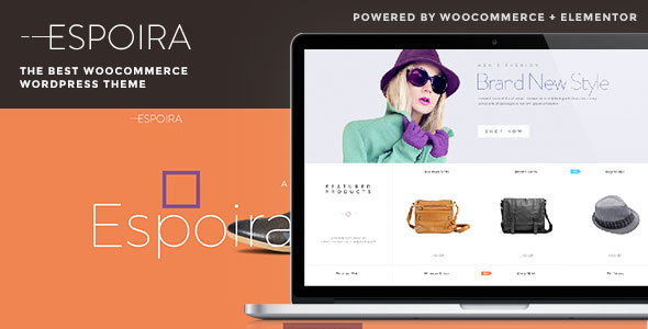 Espoira - eCommerce WordPress Theme