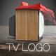 TV Silk Cover Logo Reveal