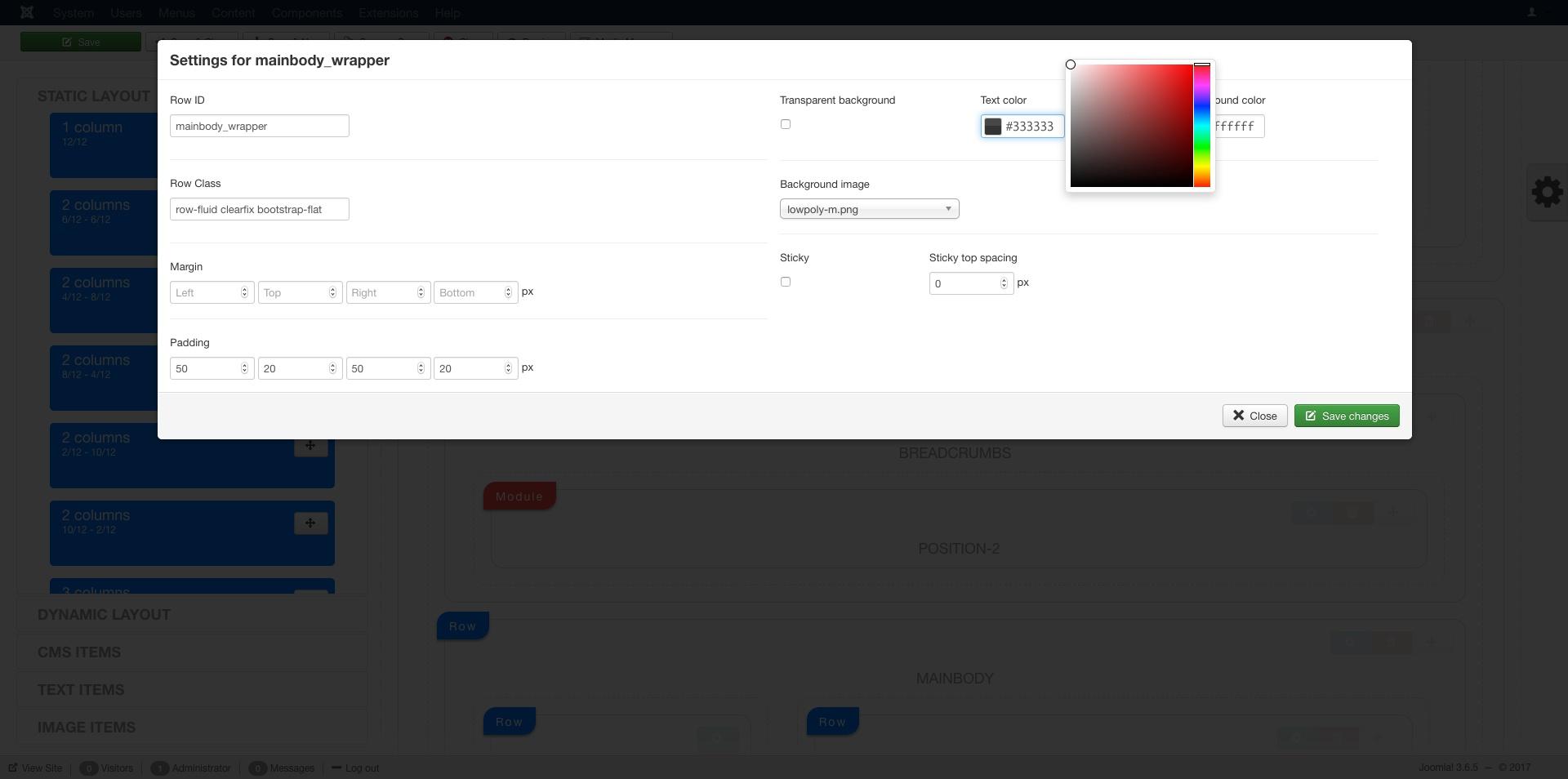 Kiolezo - Joomla Template Builder by digigreg | CodeCanyon