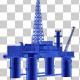 Oil Platform - HUD View - VideoHive Item for Sale