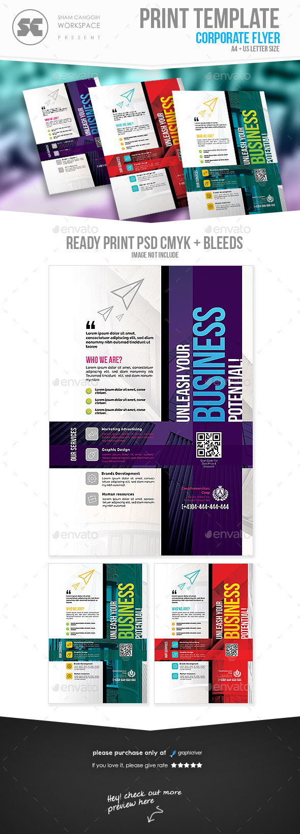 Business Flyer - Miscellaneous Events
