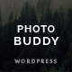 PhotoBuddy - Photography WordPress Theme - ThemeForest Item for Sale