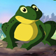 Frog Croaking UHD - VideoHive Item for Sale