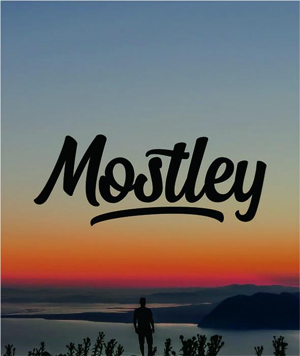 GraphicRiver Mostley Script Font 20408009