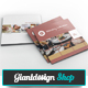 Restaurant Square Brochure - GraphicRiver Item for Sale