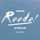 Roodo Dry Brush Font - GraphicRiver Item for Sale