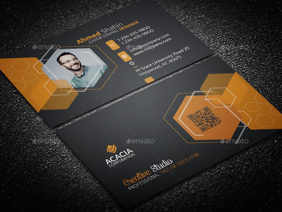 Blex Business Card