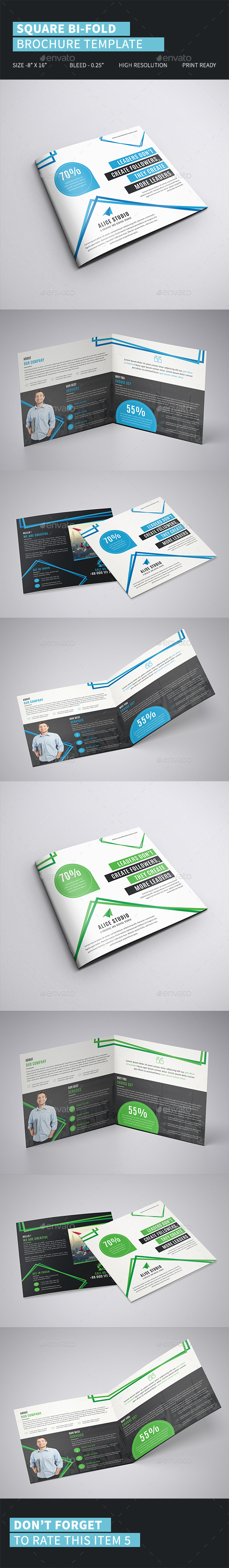 Bi fold brochure template psd for Bi fold brochure template illustrator