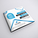 Square Bi-Fold Brochure Template - GraphicRiver Item for Sale