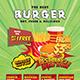 Fast Food Flyer - GraphicRiver Item for Sale