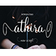 Athira - GraphicRiver Item for Sale