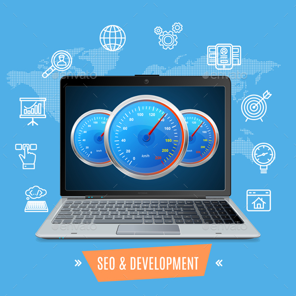 Site Speed Test Concept SEO and Development - Concepts Business