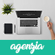 Agenzia | Agency & Freelancer Portfolio WordPress Theme