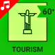 Monument Tourism Icon Set - VideoHive Item for Sale