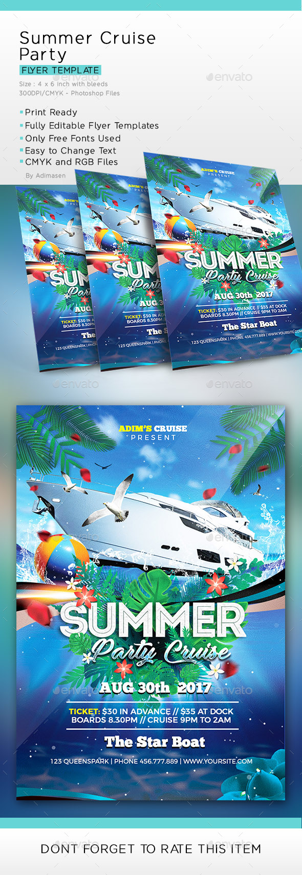 Summer Cruise Party - Clubs & Parties Events