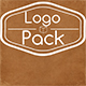 Beautiful Piano Logo Pack