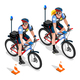 Police Bicycles - GraphicRiver Item for Sale