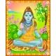 Colorful Bright Shiva Template