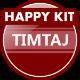 Happy Upbeat Kit