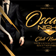 Oscar Night Flyer Template - GraphicRiver Item for Sale