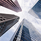 Toronto, Ontario, Canada - The Scotia Bank Tower - VideoHive Item for Sale