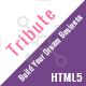 Tribute - Multipurpose HTML5 Template
