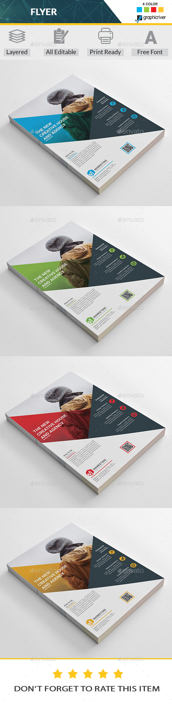 GraphicRiver Flyer 20435675