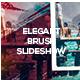 Elegant Brush Slideshow