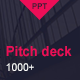 Pitch Deck Powerpoint Presentation