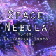 Space Nebula Particle 2 In 1