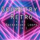 Retro Glitch Vj Loops Or Background 3 in 1