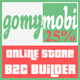 gomymobiBSB v1.10: B2C Site & Store Builder - RTL Support - CodeCanyon Item for Sale