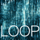 Digital Rain VJ Loop - VideoHive Item for Sale
