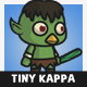 Tiny Kappa - GraphicRiver Item for Sale