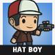 Hat Boy - GraphicRiver Item for Sale