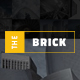 The Brick - Construction & Building Business WordPress Theme - ThemeForest Item for Sale