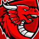 Red Dragon Sports Logo