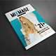 A4 Magazine Template Vol.29