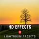 20 HDR Lightroom Presets V2