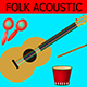 Happy Folk And Campanula - AudioJungle Item for Sale