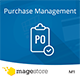 Magento Purchase Management Extension