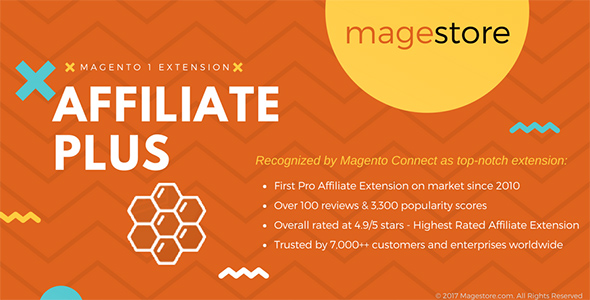 Magento Affiliate Plus Common Extension (Magento Extensions)