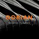 Dorian Premium Powerpoint Template - GraphicRiver Item for Sale