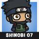 Bearded Shinobi Guy - GraphicRiver Item for Sale